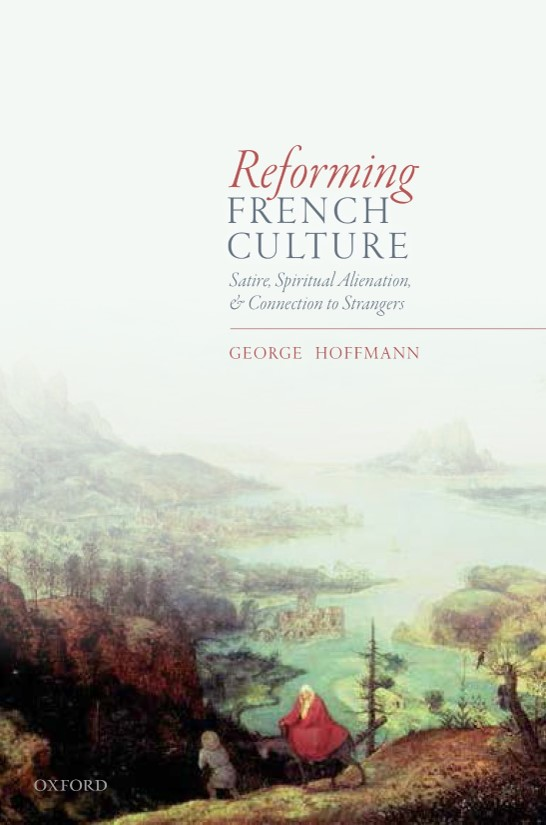George's first book, Montaigne's Career, Oxford, 1998, also won the Scaglione Prize.