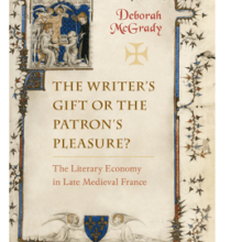 The Writer's Gift or the Patron's Pleasure