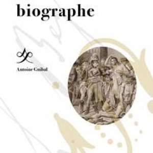 A picture of the cover of Antoine Guibal's book